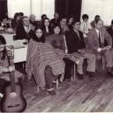 Unter dem Titel 'Chilenische Mitarbeiter im Glaswerk zwischen 1971 und 1975' aufgenommenes Foto für die Betriebszeitung 'Die Glasmacher'. Bildrechte: Archiv der Schott AG.