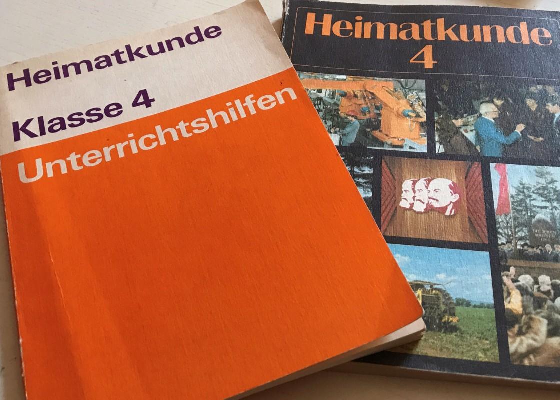 Schulbücher Heimatkunde Klasse 4